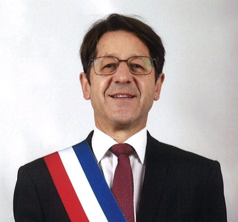 Michel Artus maire de Moyrazès