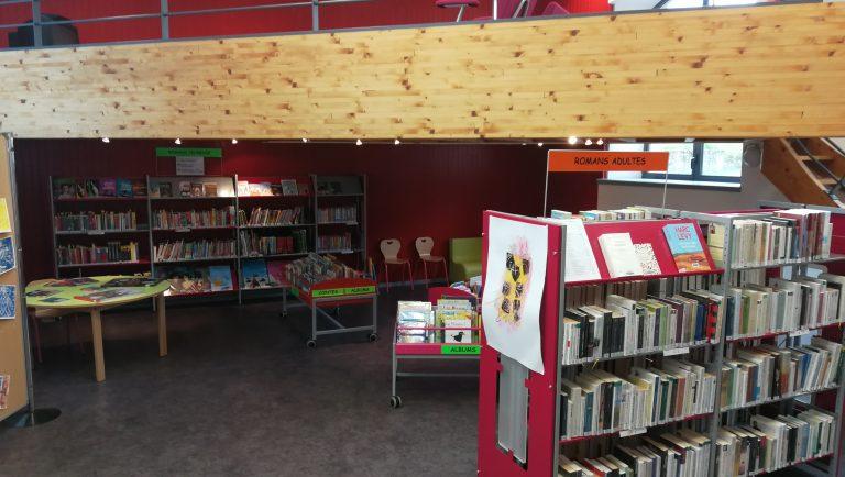Bibliothèque de Moyrazès